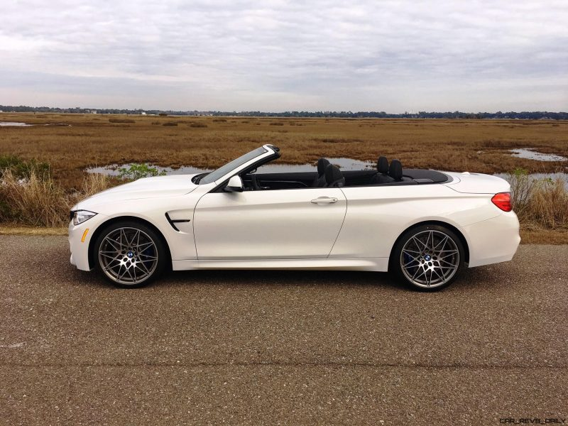 2017 BMW M4 Competition Package Convertible 1