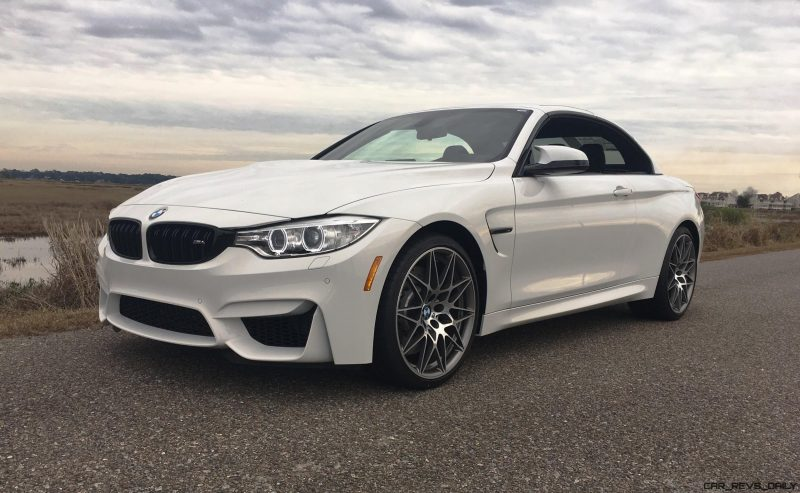 2017 BMW M4 Competition Package Convertible 10