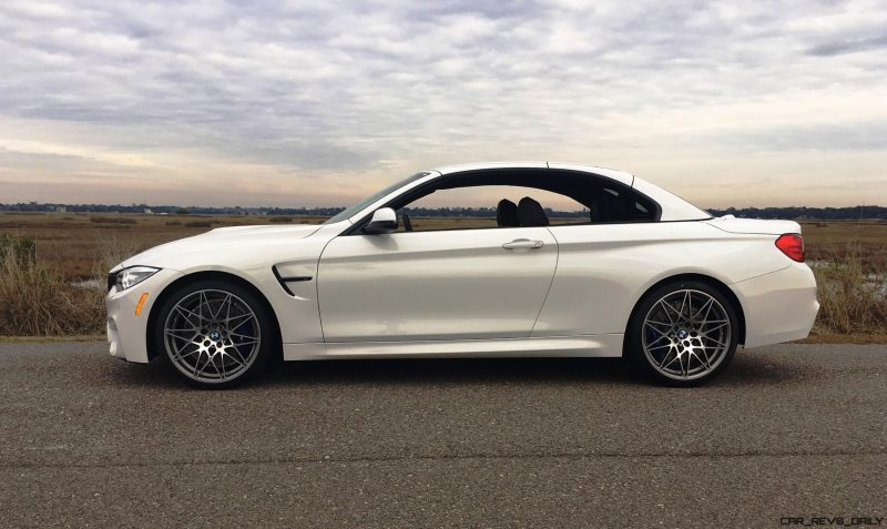 2017 BMW M4 Competition Package Convertible 12