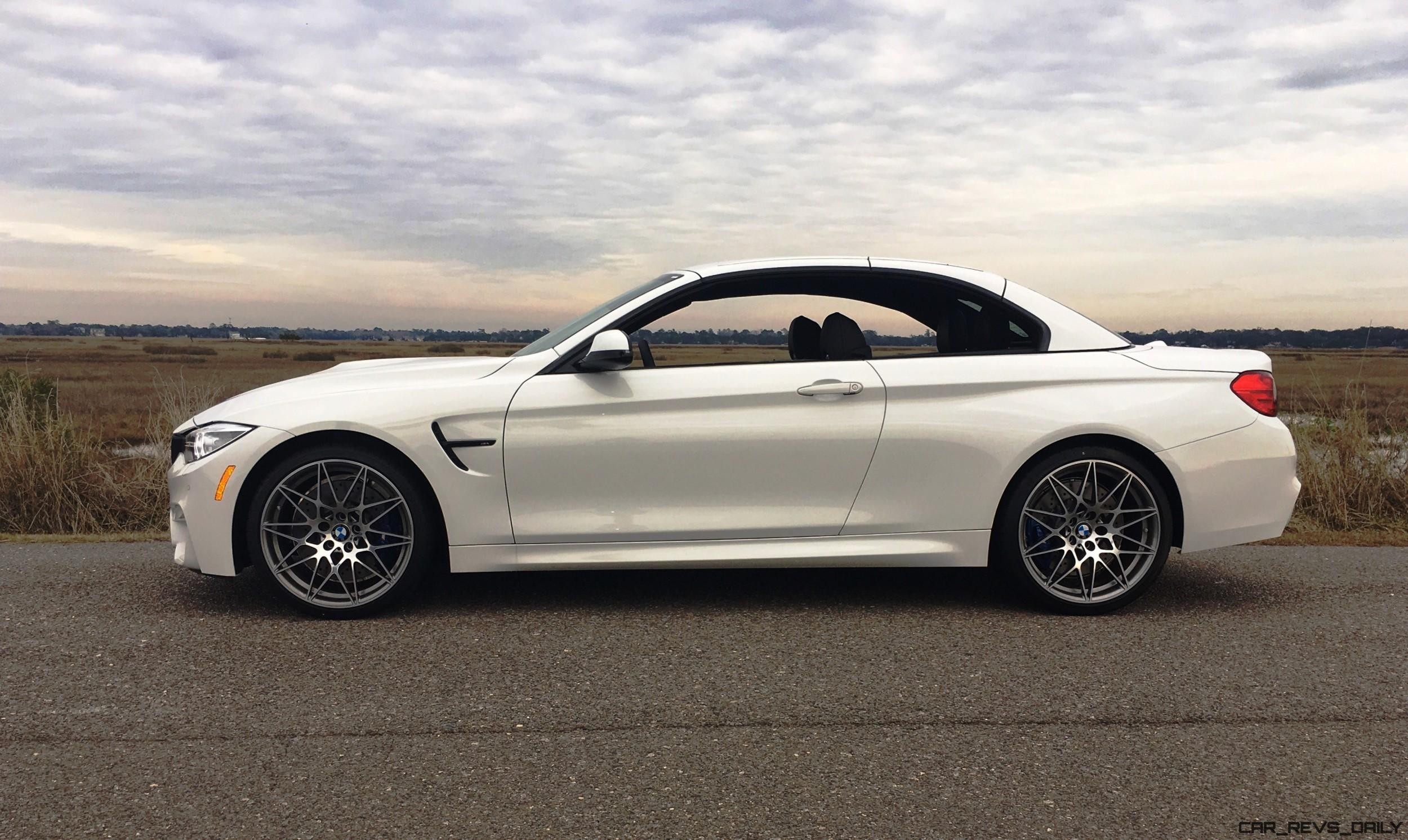 BMW M Competition Package Convertible - 2013 bmw m4