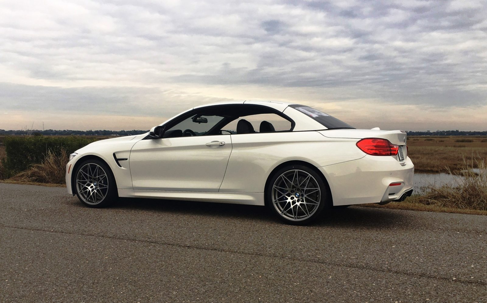 2017 BMW M4 Competition Package Convertible 14