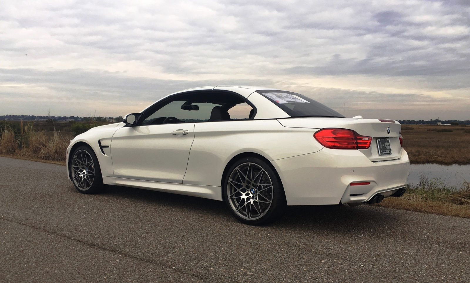 2017 BMW M4 Competition Package Convertible 15