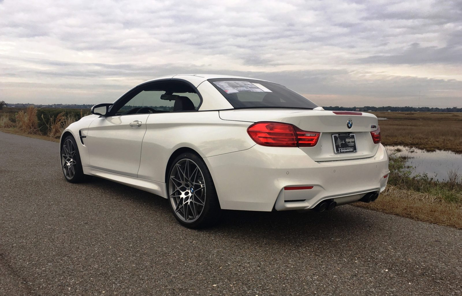 2017 BMW M4 Competition Package Convertible 16