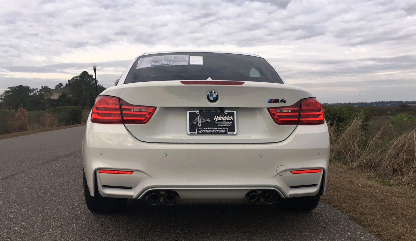 2017 BMW M4 Competition Package Convertible 17