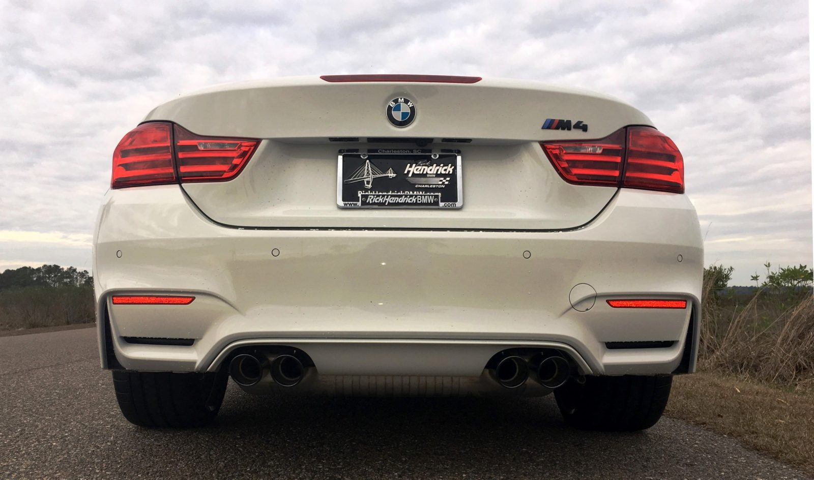 2017 BMW M4 Competition Package Convertible 18