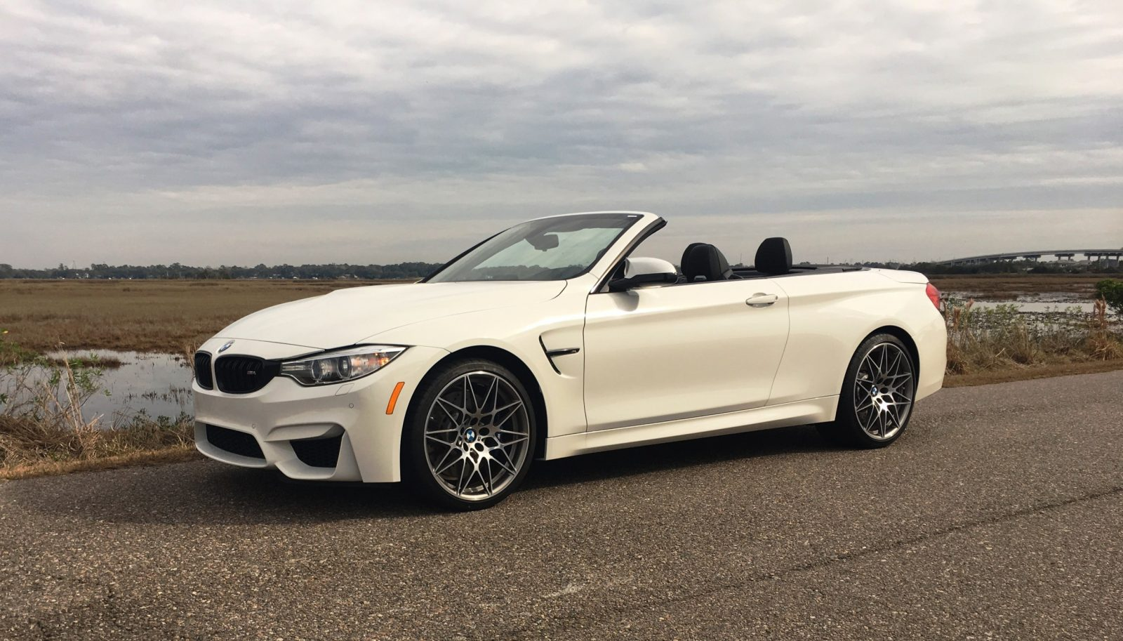 2017 BMW M4 Competition Package Convertible 19