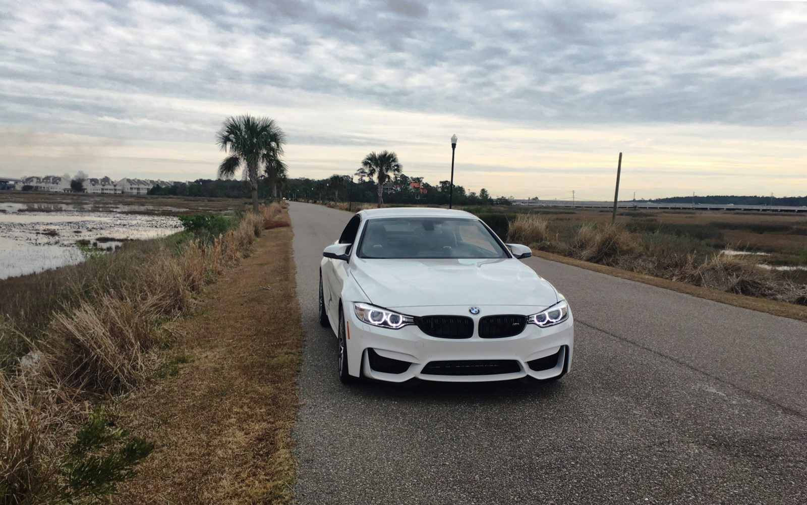 2017 BMW M4 Competition Package Convertible 2