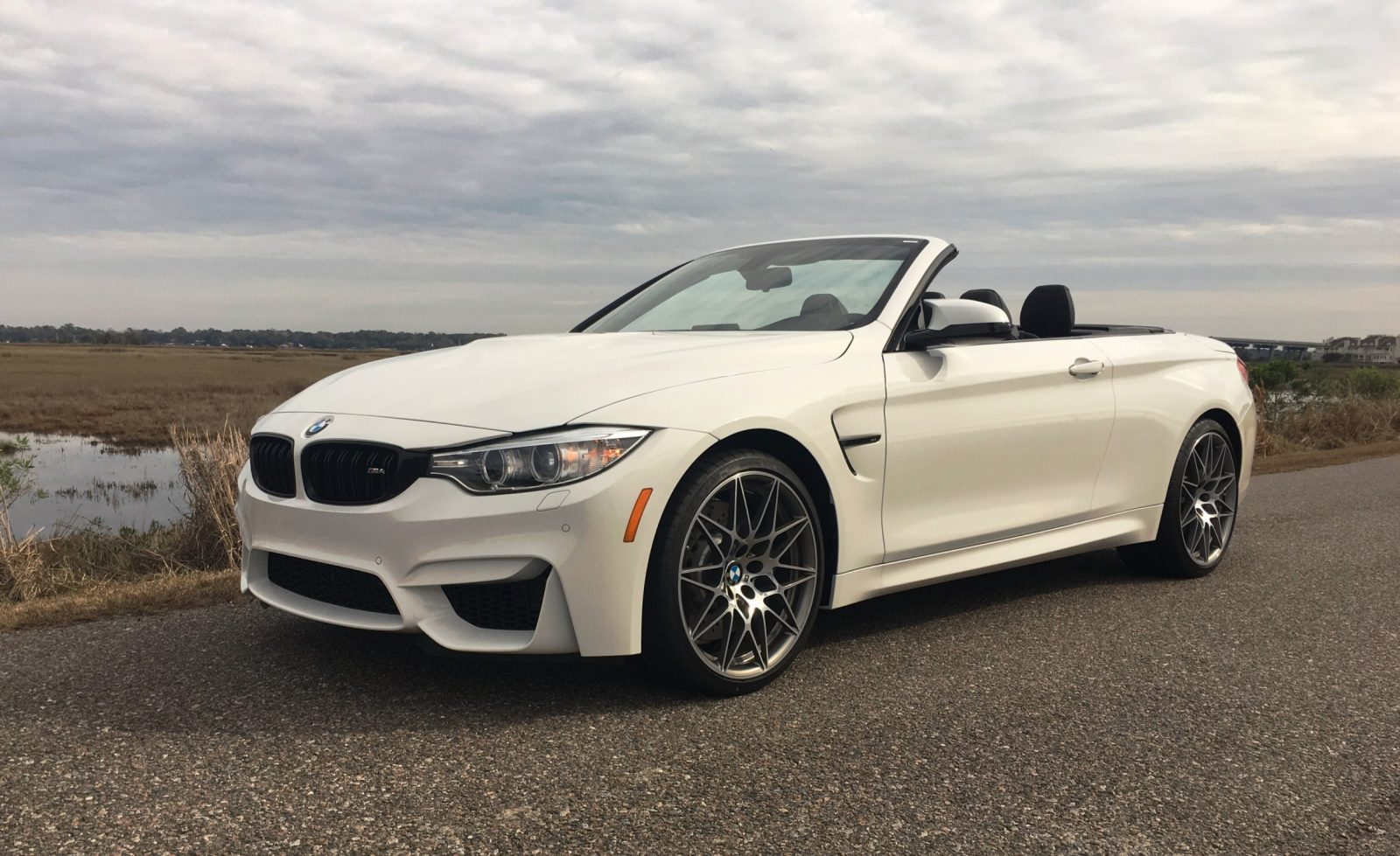 2017 BMW M4 Competition Package Convertible 20