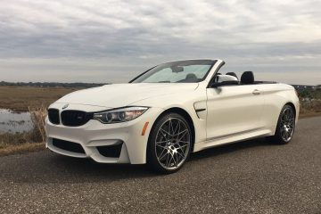 2017 BMW M4 Competition Pack Convertible – First Drive Photos/Video