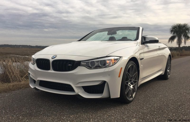 2017 BMW M4 Competition Package Convertible 21