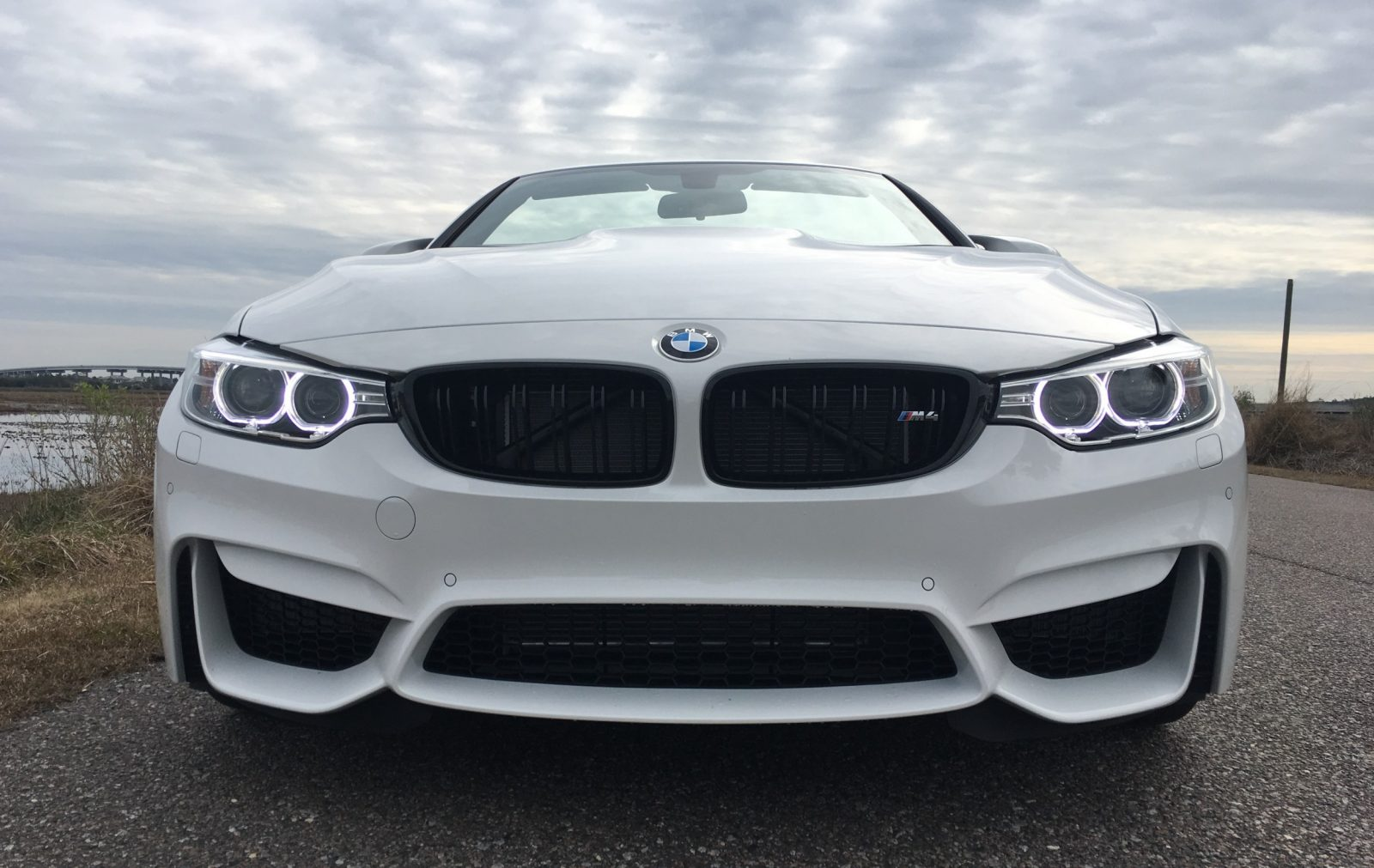 2017 BMW M4 Competition Package Convertible 23
