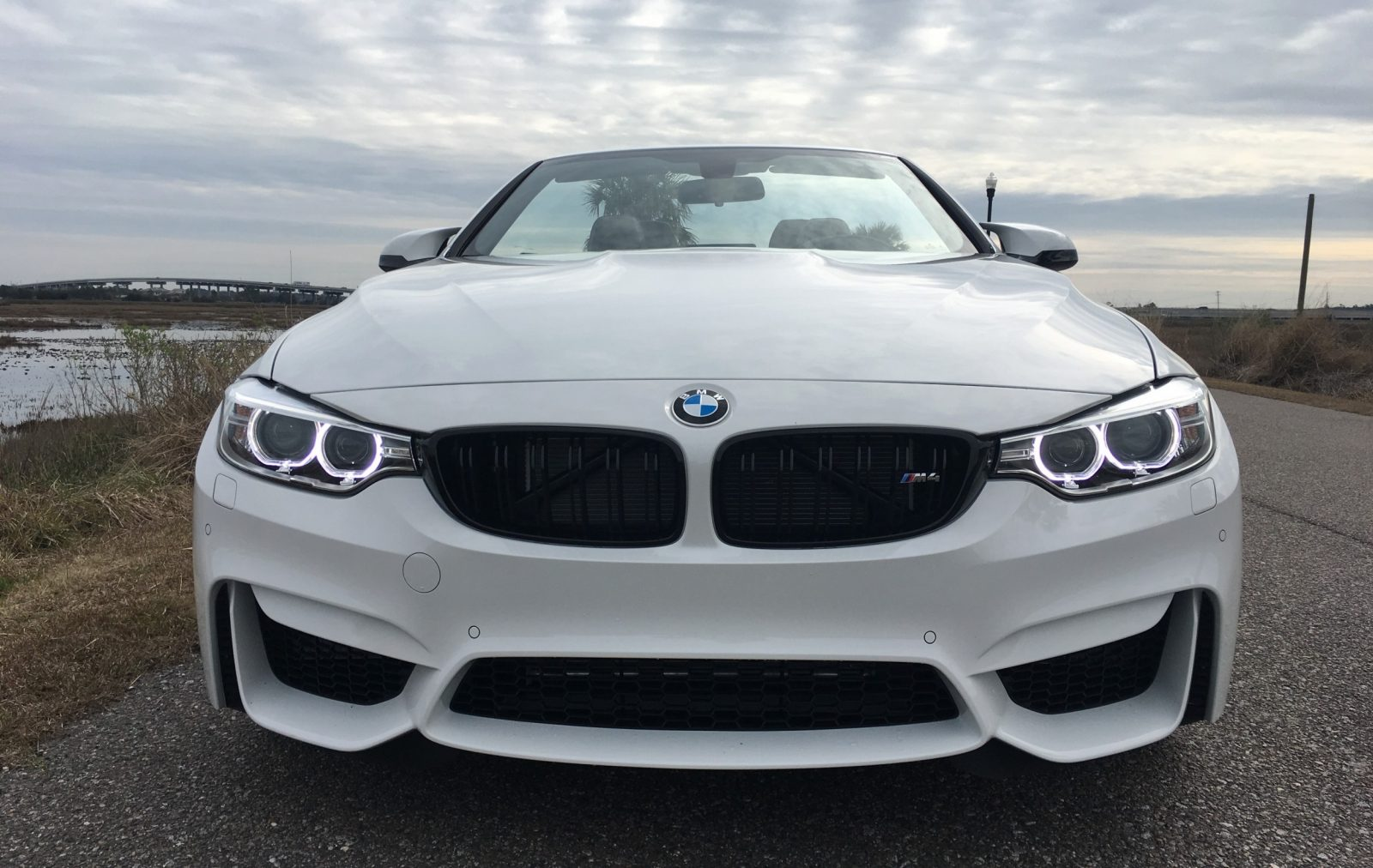 2017 BMW M4 Competition Package Convertible 24