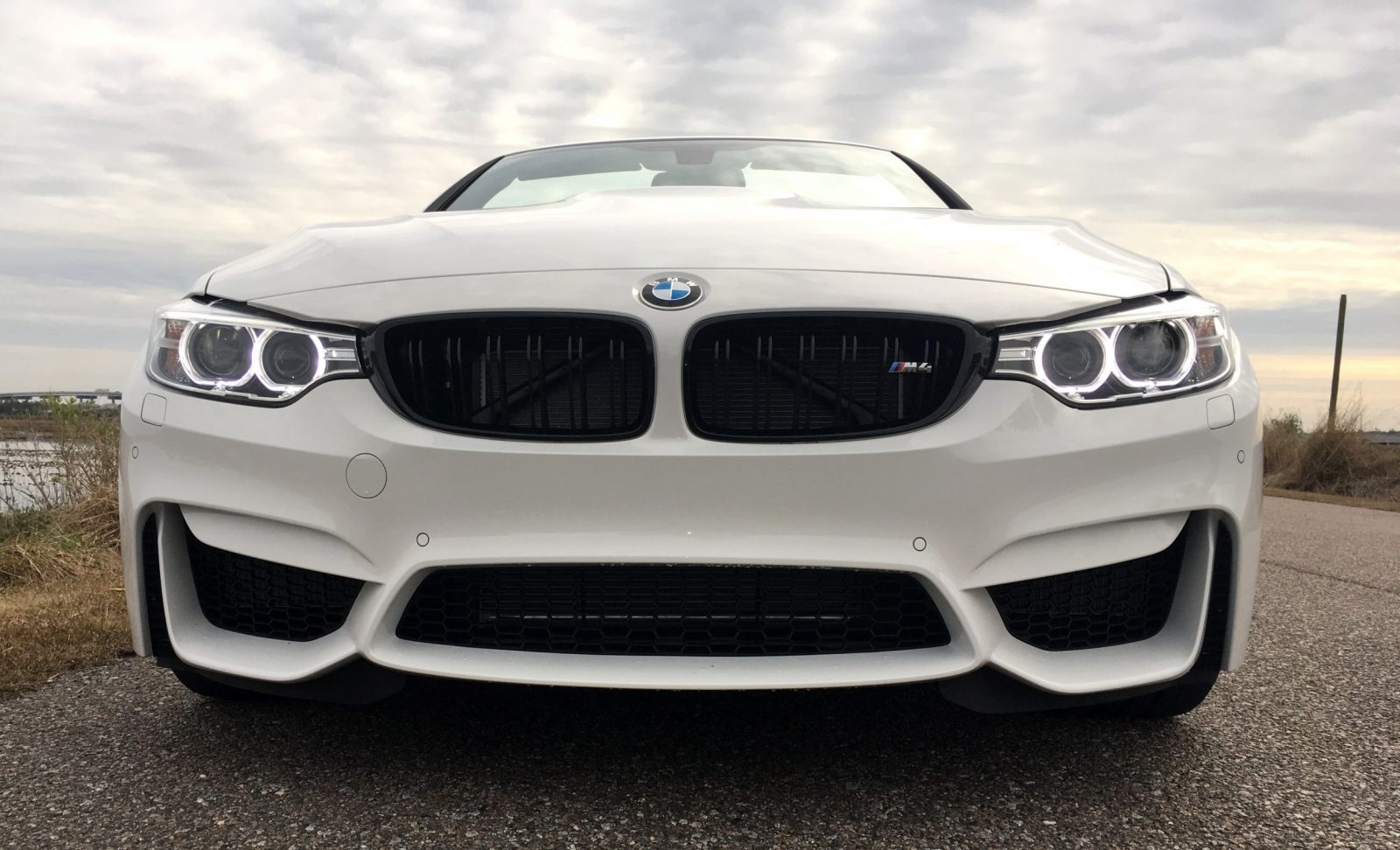 2017 BMW M4 Competition Package Convertible 25