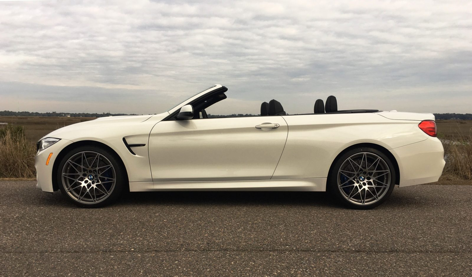 2017 BMW M4 Competition Package Convertible 27