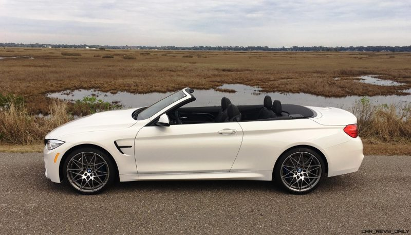 2017 BMW M4 Competition Package Convertible 28