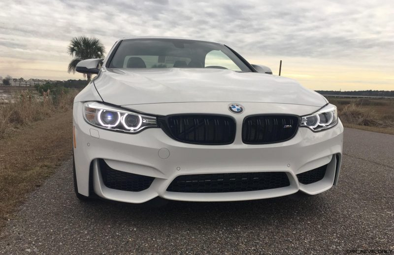 2017 BMW M4 Competition Package Convertible 4