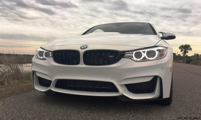 2017 BMW M4 Competition Package Convertible 7
