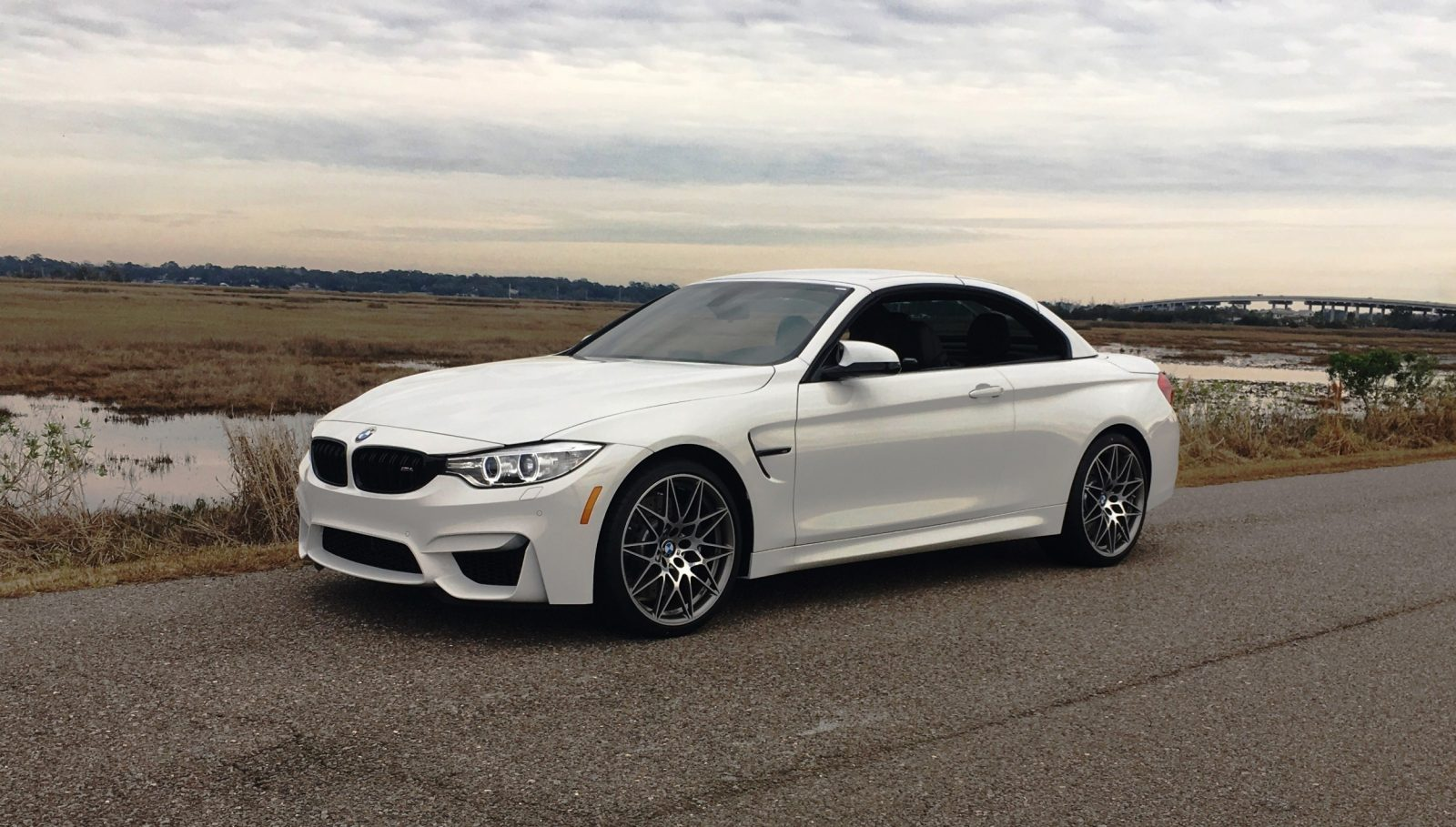 2017 BMW M4 Competition Package Convertible 8