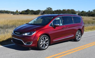 2017 Chrysler Pacifica 5