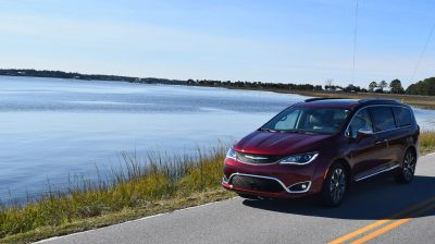 2017 Chrysler Pacifica 7