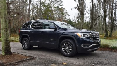 2017 GMC Acadia Exteior Photos 1