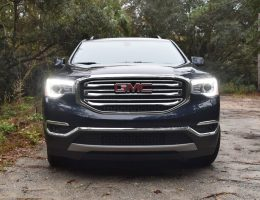 2017 GMC Acadia SLT-1 FWD – HD Road Test Review