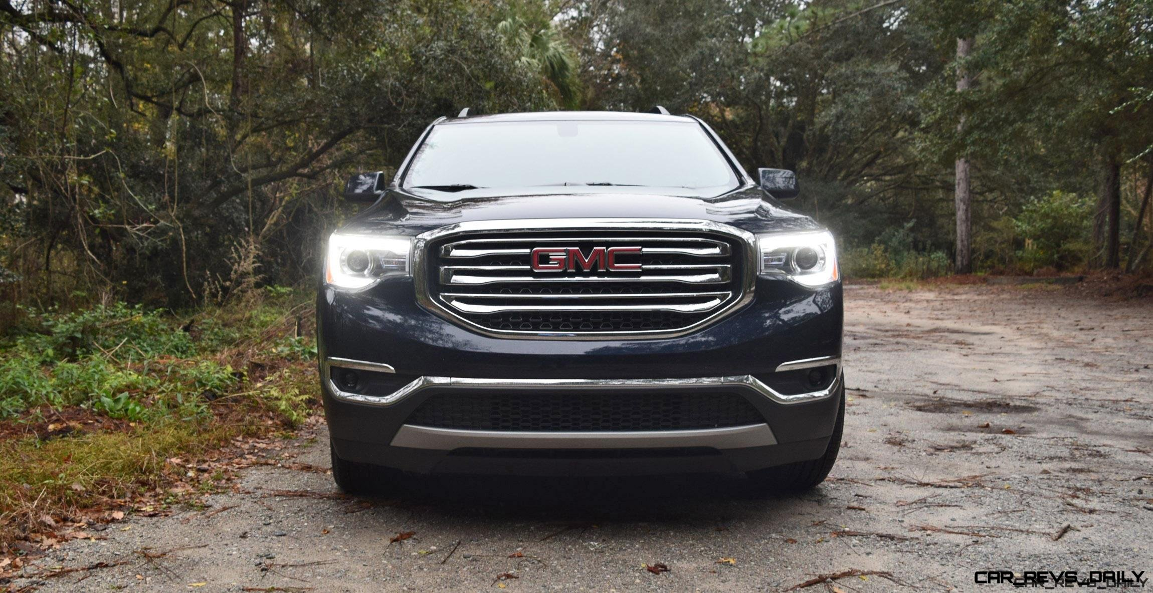 2017 GMC Acadia Exteior Photos 12
