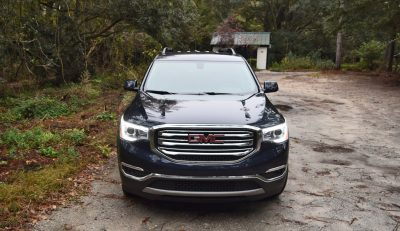 2017 GMC Acadia Exteior Photos 13