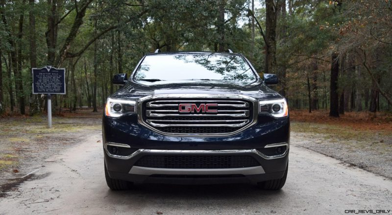 2017 GMC Acadia Exteior Photos 22