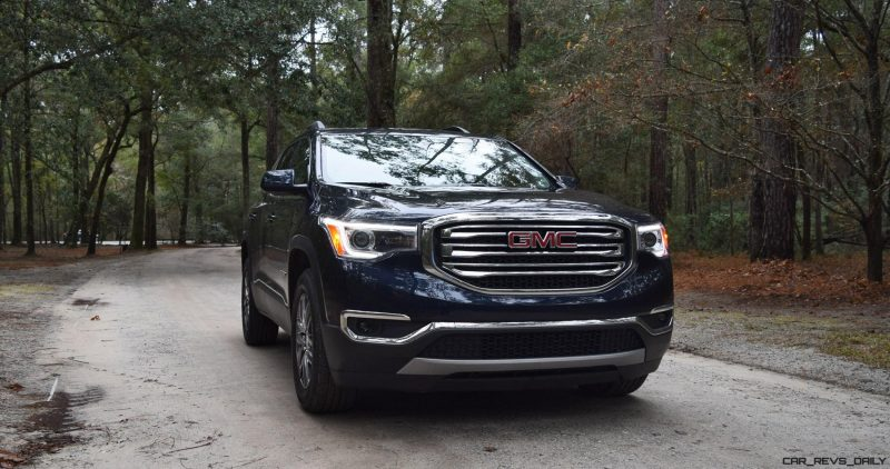 2017 GMC Acadia Exteior Photos 23