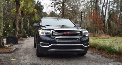 2017 GMC Acadia Exteior Photos 3