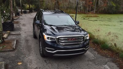 2017 GMC Acadia Exteior Photos 5