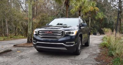 2017 GMC Acadia Exteior Photos 6