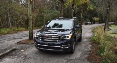 2017 GMC Acadia Exteior Photos 7