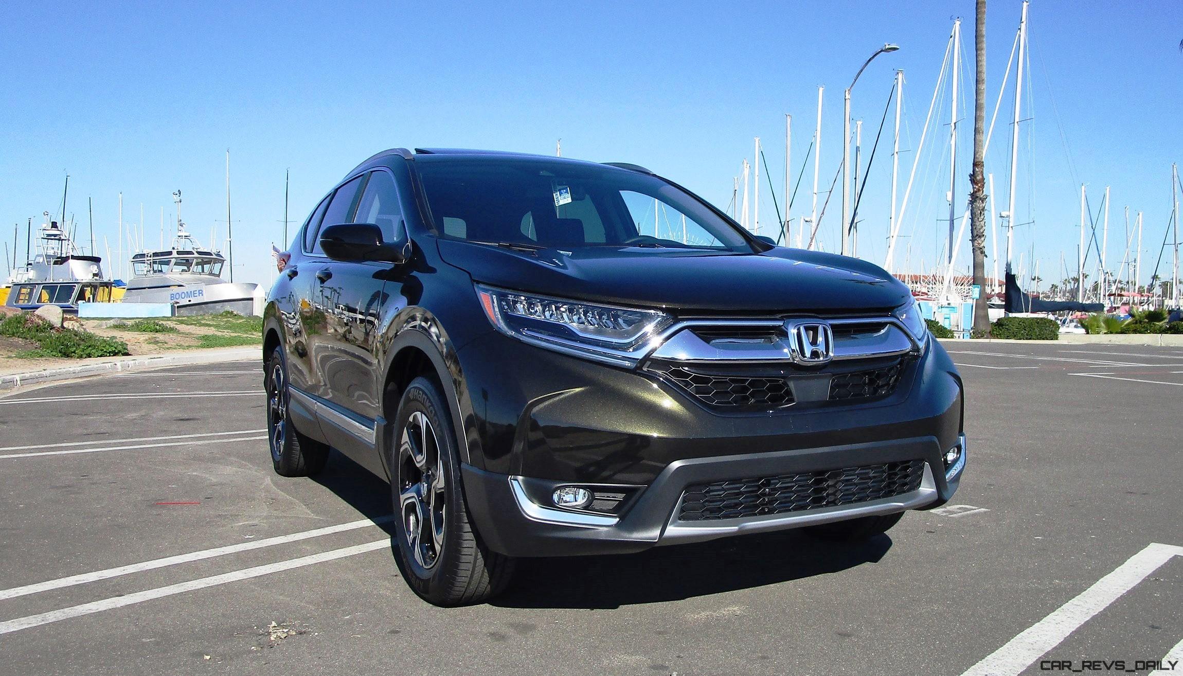 2017 Honda Cr V 1 5t Awd