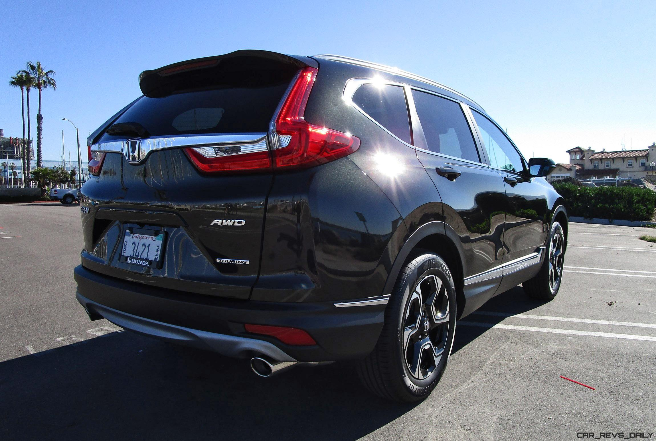 2017 honda cr v 1 5t awd touring 4