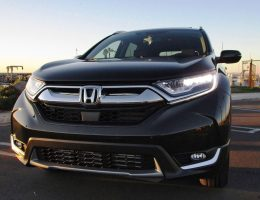 2017 Honda CR-V 1.5T AWD Touring – Road Test Review – By Ben Lewis