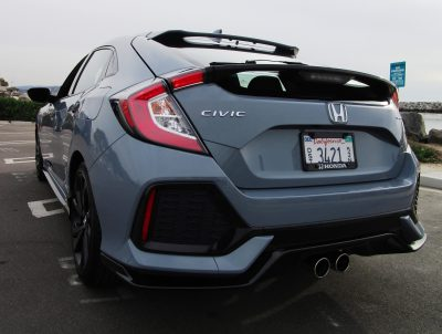 2017 Honda Civic Sport 5-Door 12