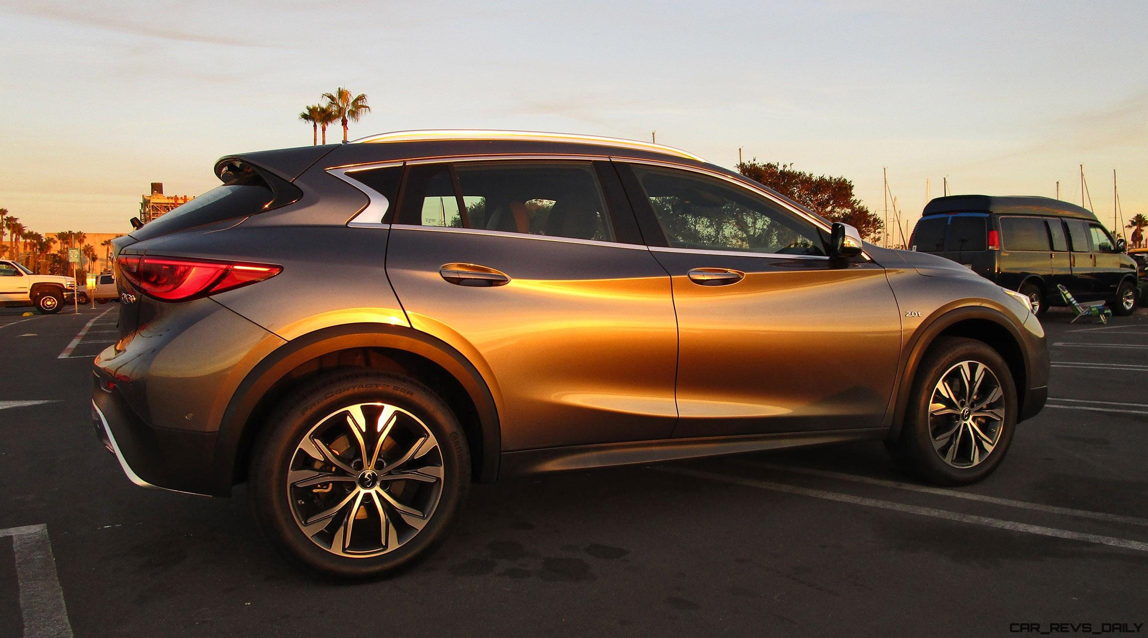 2017 Infiniti Qx30 Premium Awd Road Test Review By Ben