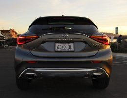 2017 Infiniti QX30 Premium AWD – Road Test Review – By Ben Lewis