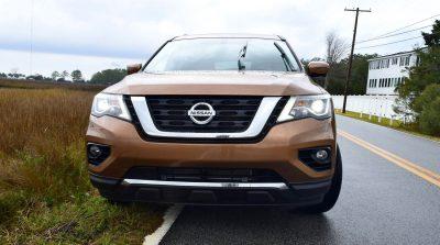 2017 Nissan Pathfinder Platinum 4WD 8
