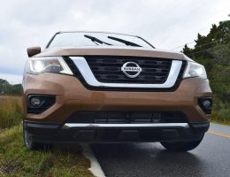 2017 Nissan Pathfinder Platinum 4WD – Road Test Review + New Photos!
