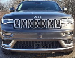 2017 Jeep Grand Cherokee Summit – Road Test Review – By Carl Malek