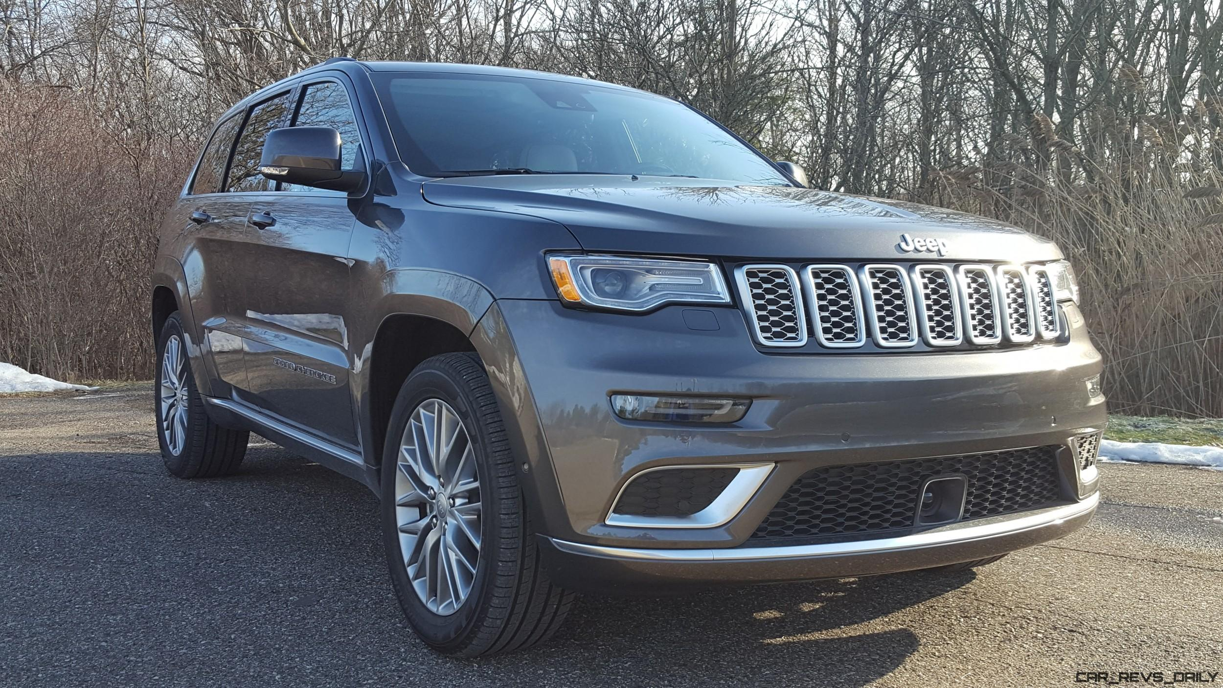 2017 jeep grand cherokee summit road test review by. Black Bedroom Furniture Sets. Home Design Ideas