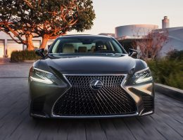 2018 Lexus LS500 Debuts All-New Flagship with 4.5s Turbo 10-Speed and Standard LWB
