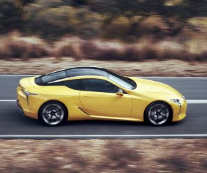 471hp 3 8s 2018 Lexus Lc500 Pricing And Options Announced Car
