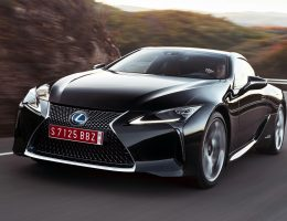 471HP, ~3.8s 2018 Lexus LC500 Pricing and Options Announced