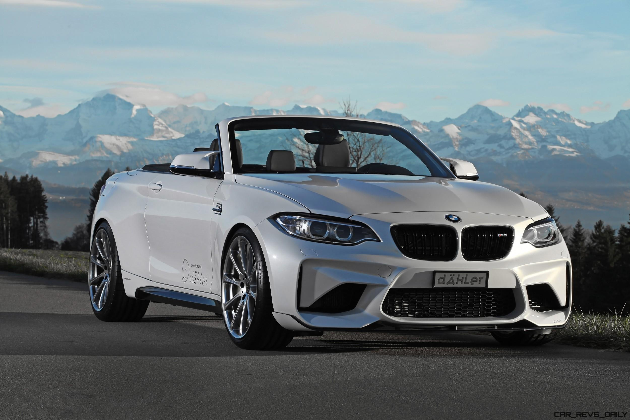 2017 bmw m2 convertible dahler gmbh makes dream real. Black Bedroom Furniture Sets. Home Design Ideas