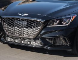 2018 Genesis G80 Sport Shows Gorgeous New Style, V6TT Upgrade