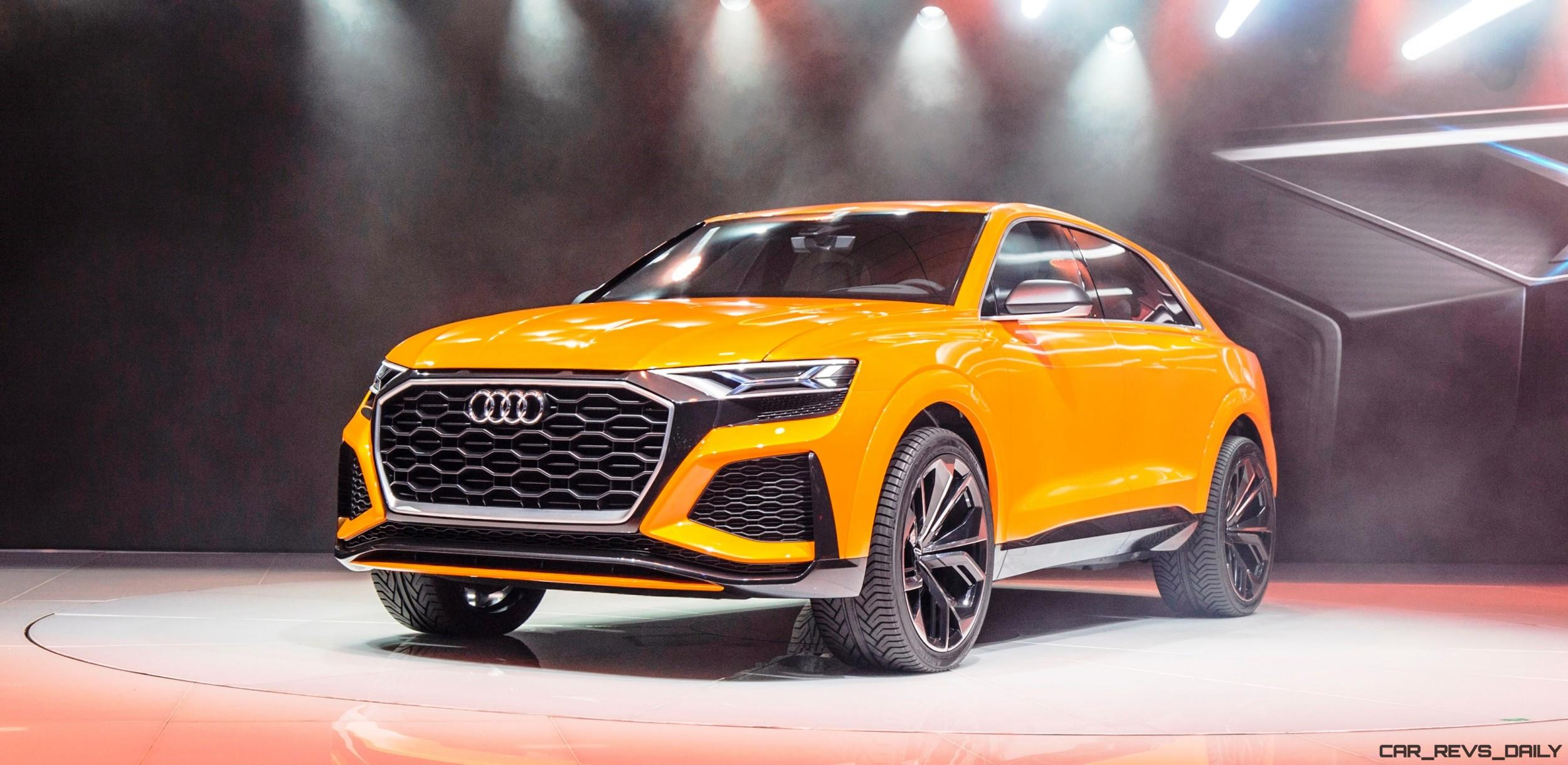 audi q8 confirmed for 2019 modelyear 22 new photos. Black Bedroom Furniture Sets. Home Design Ideas